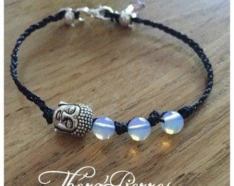 Bracelet Opaline