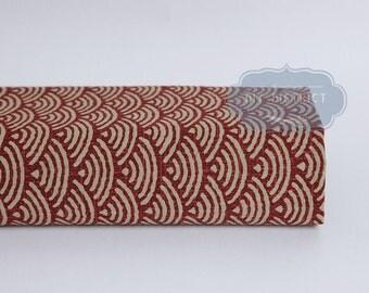 Japanese fabric Seigaiha