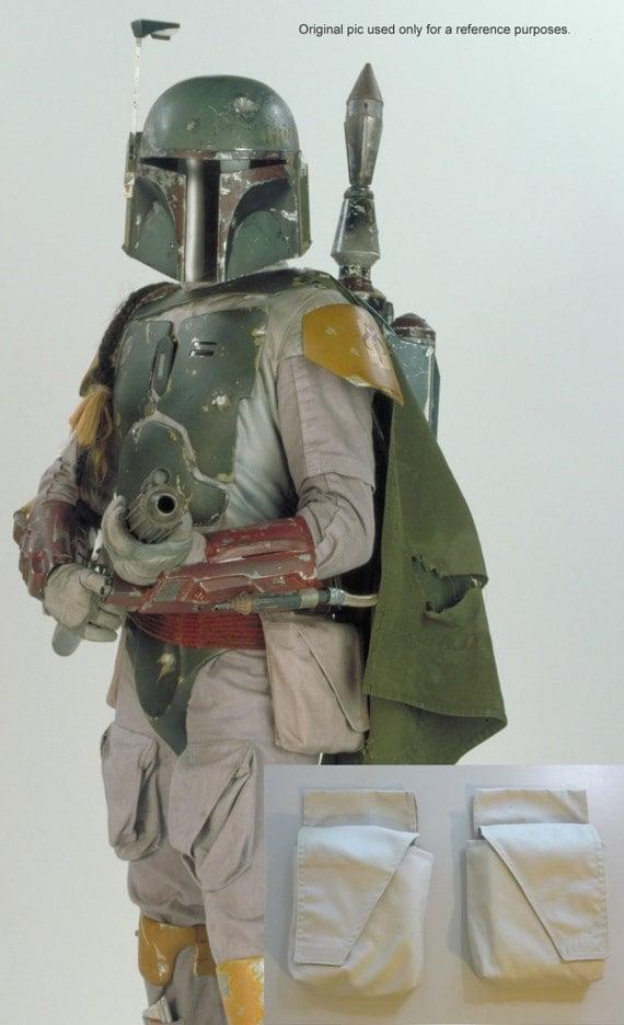 Star Wars Boba Fett Mandalorian ROTJ Utility by KriptonTop