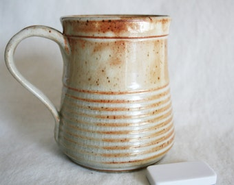 Large handmade mug 24oz handmade ceramic coffee mug huge coffee mug