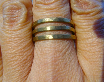 Brass rings 001
