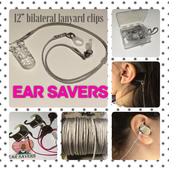 how to use hearing aid clips