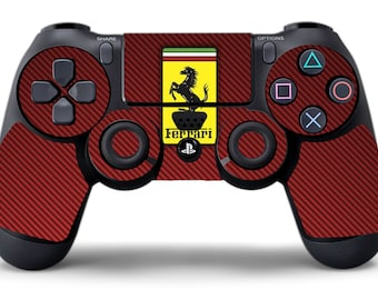 Ferrari sticker for controller (PS3, PS4 or Xbox One)