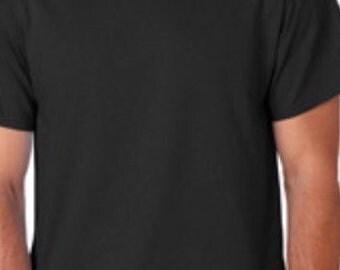 2 custom t shirts