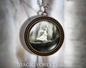 Necklace - Magic Forest