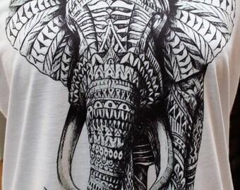 Elephant T Shirt, Elephant Shirt, T Shirt Elephant,Elephant Tee ,Elephant Tee Shirt,Men's & Women's Elephants T-Shirt