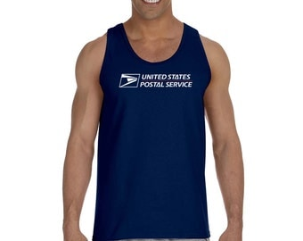 USPS Tank Top Brand New BUY 2 get 1 FREE promotion! All Sizes & Colors Available!
