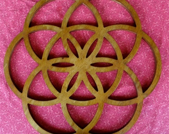 Seed of Life Wall Hanging
