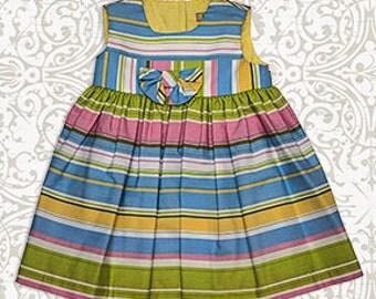 the rainbow dress