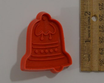 """Vintage Hallmark MINI CHRISTMAS BELL Cookie Cutter 