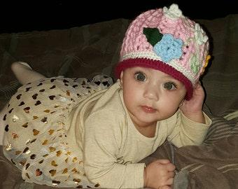 Panama Hat baby girl