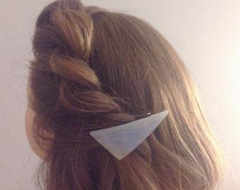 Hand Made Hair elastic -pink-