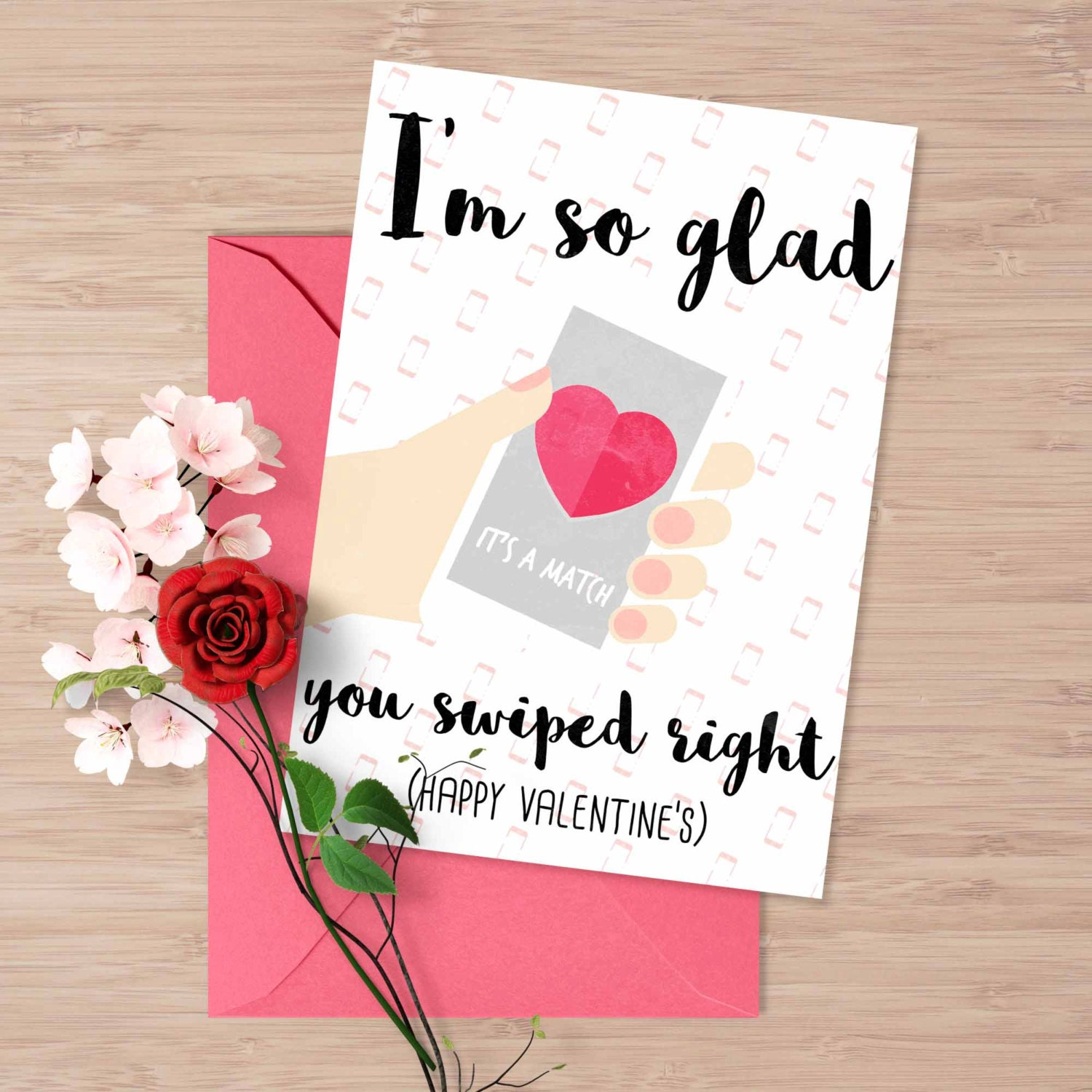 Valentine s Day cards Etsy