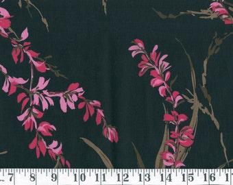 Vintage 50s Floral Cotton