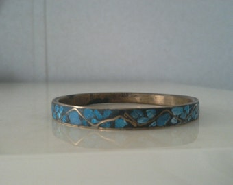 Vintage Brass bangle from INDIA