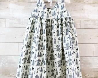 Summer Dress for Toddler Girls
