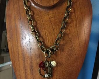 Seamstress Necklace