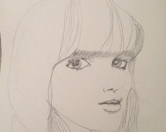 Custom sketching