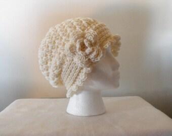 Vintage Flapper Style Hat