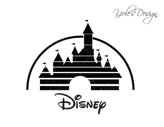 INSTANT DOWNLOAD Disney Castle SVG Disney Trip Inspired Layered ...