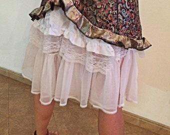 Extravagant Vintage skirt