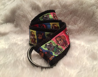Paw Patrol Fabric Belt