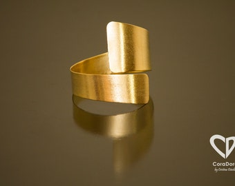 24K Gold Plated Parallel Bracelet
