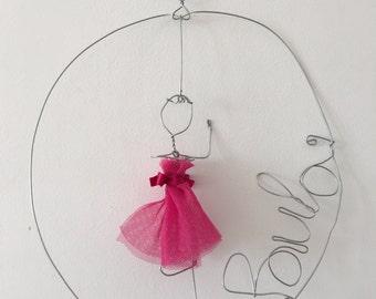Personalized ballerina