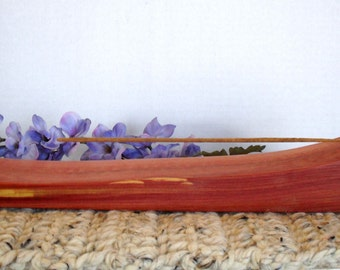 Incense Burner, Handcrafted  from Cedar Wood