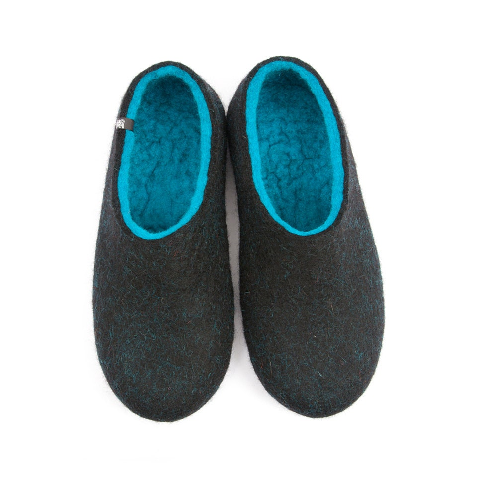 felt wool slippers custom made mens shoes best slippers