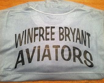 Spirit Jersey Winfree Bryant