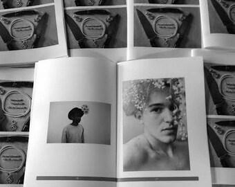 radical softness zine BLACK&WHITE