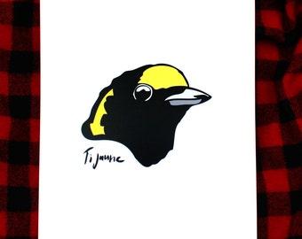Poster bird bird poster