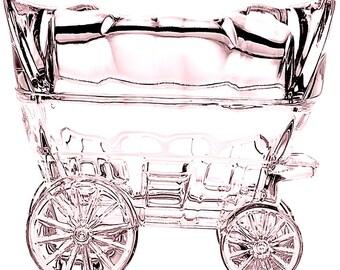 Stash Crystal Bohemia Crystal Wagon