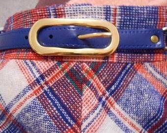 Skirt tartan/plaid