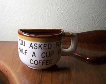 Niagara Falls Canada souvenir coffee mug