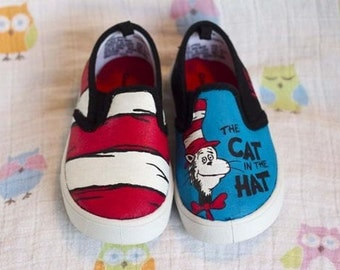 Dr. Suess Shoes