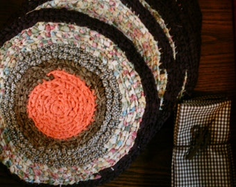 Hand-Crocheted Place-Mats and Napkins