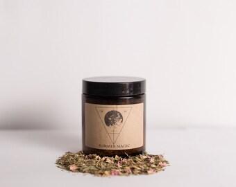 Summer Magic Herb Bath