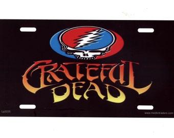 Grateful Dead Plate LP2035
