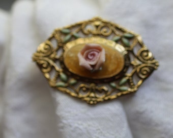 Victorian revival stock pin/brooch