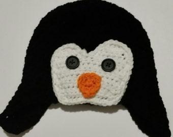 precious penguin hat