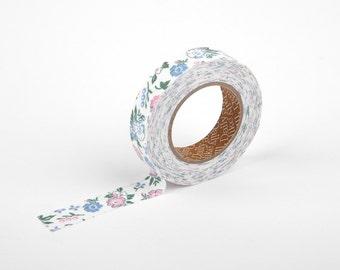 Fabric Masking Tape : Unaffected Pink - Dailylike Canada