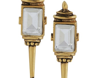 London Lantern Earrings