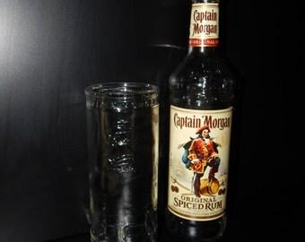 Tall Captain's Glass