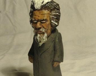 Frederick Douglass scupture