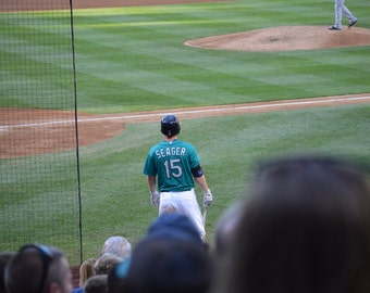 Seager On Deck