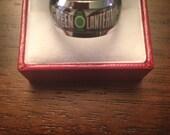 Green Lantern Ring size 11