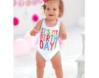 It's my birthday tutu onesie