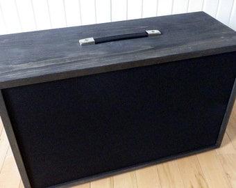 Guitar Speaker Cabinet 2x12 - Pine